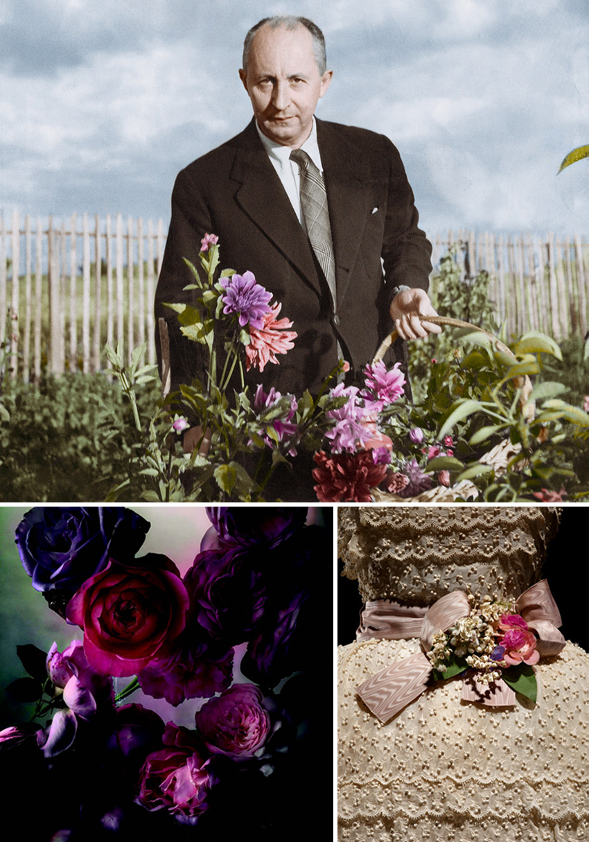 Dior in Bloom new book published by Editions Flammarion holiday gift idea for fashionista aficionado featured in Perfect wedding Magazine