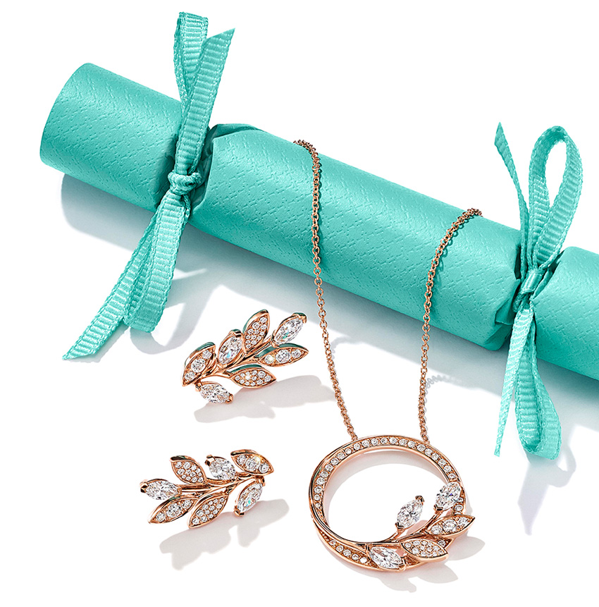 Tiffany Victoria Holiday Gift Guide in Perfect Wedding magazine