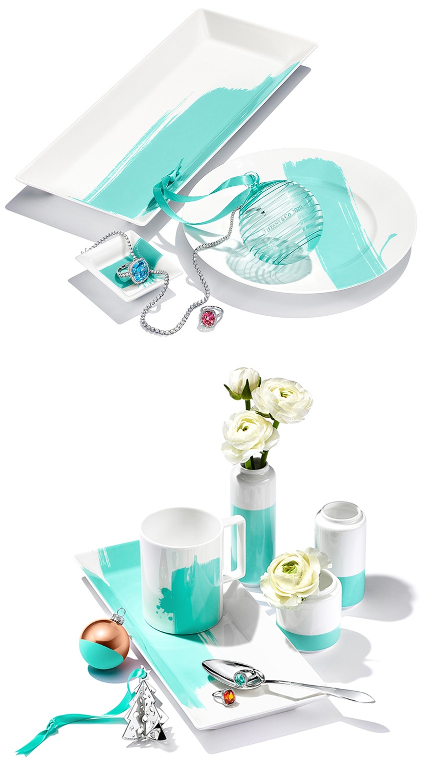 Tiffany Home accessories Holiday Gift guide in Perfect Wedding Magazine