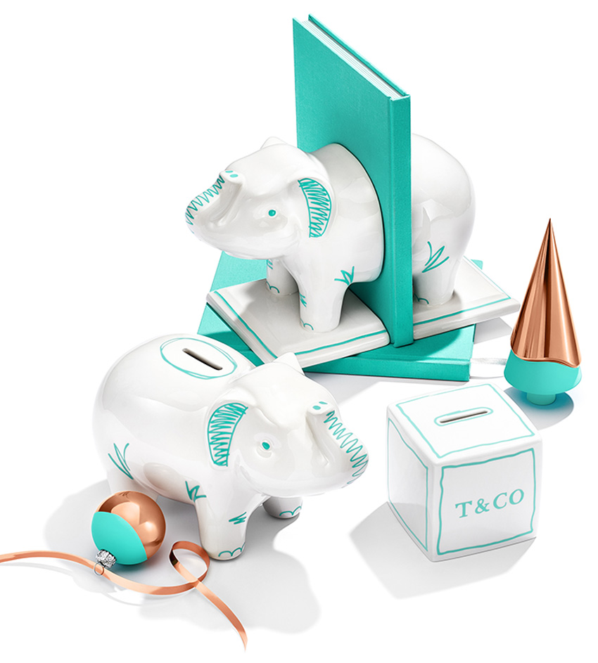 Tiffany Baby Holiday Gift Guide in Perfect Wedding Magazine