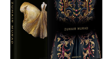 Zuhair Murad Book published by luxury publisher Assouline featured in Perfect Wedding Magazine