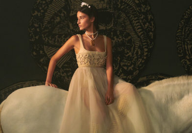 Dior Haute Couture Spring Summer 2021 collection in Perfect Wedding Magazine