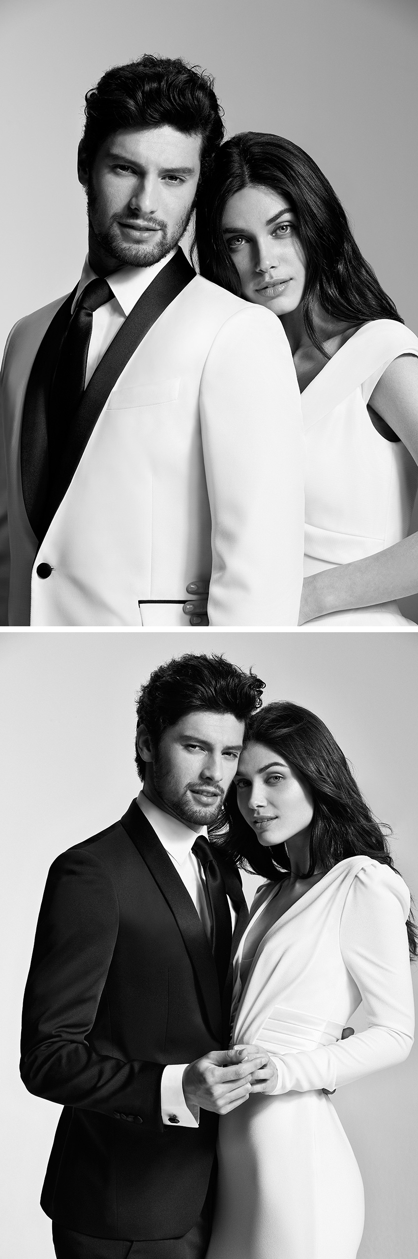 Italian Men's Fashion brand Carlo Pignatelli will design a special Groom's collection for Pronovias for the next 10 years featured in Perfect Wedding Magazine