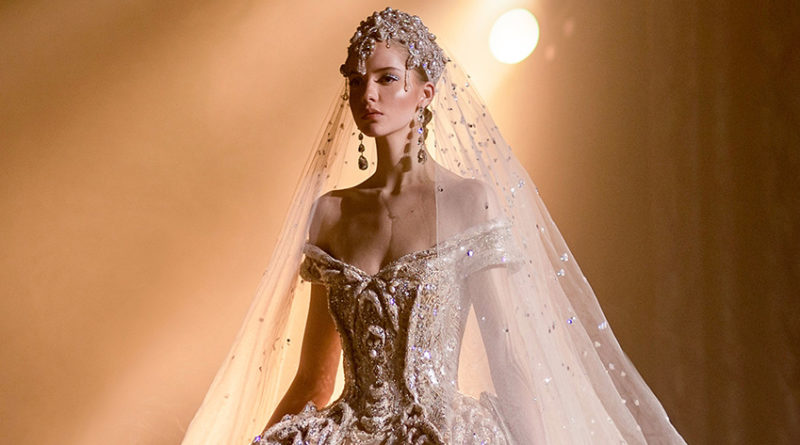 Elie Saab haute Couture Spring Summer 2021
