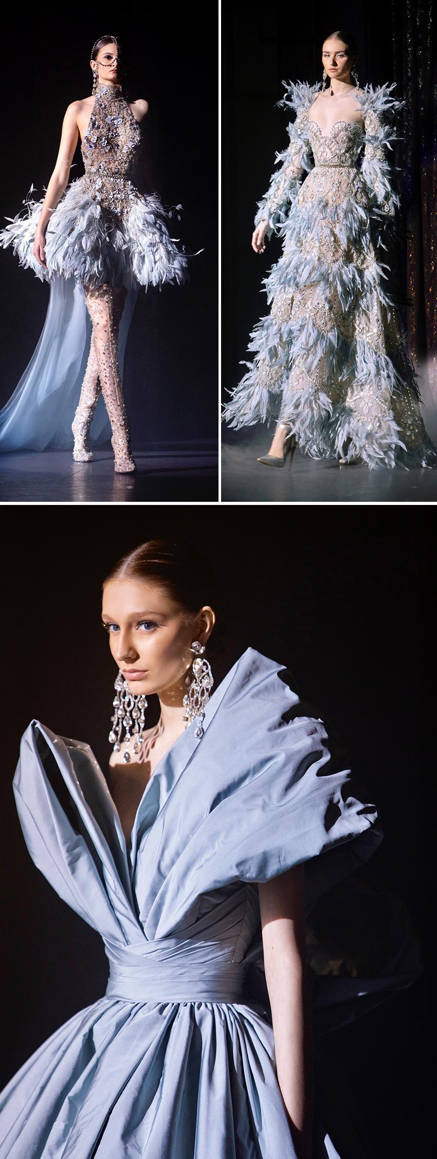 Elie Saab haute Couture Spring Summer 2021 in Perfect Wedding Magazine