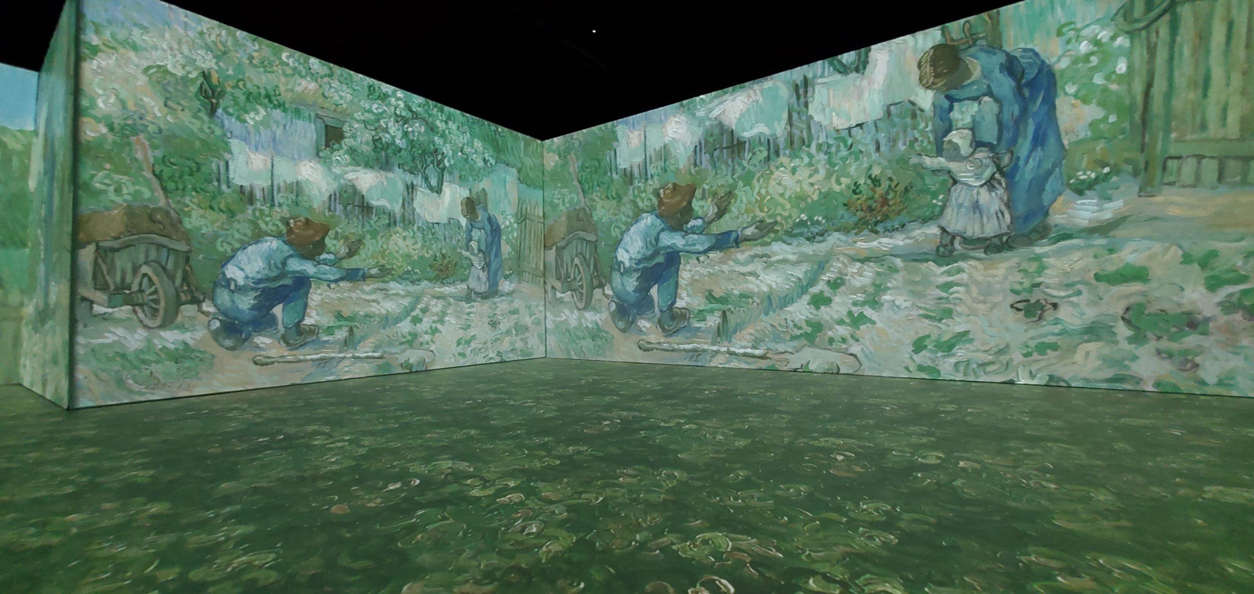 Imagine Van Gogh interior 4