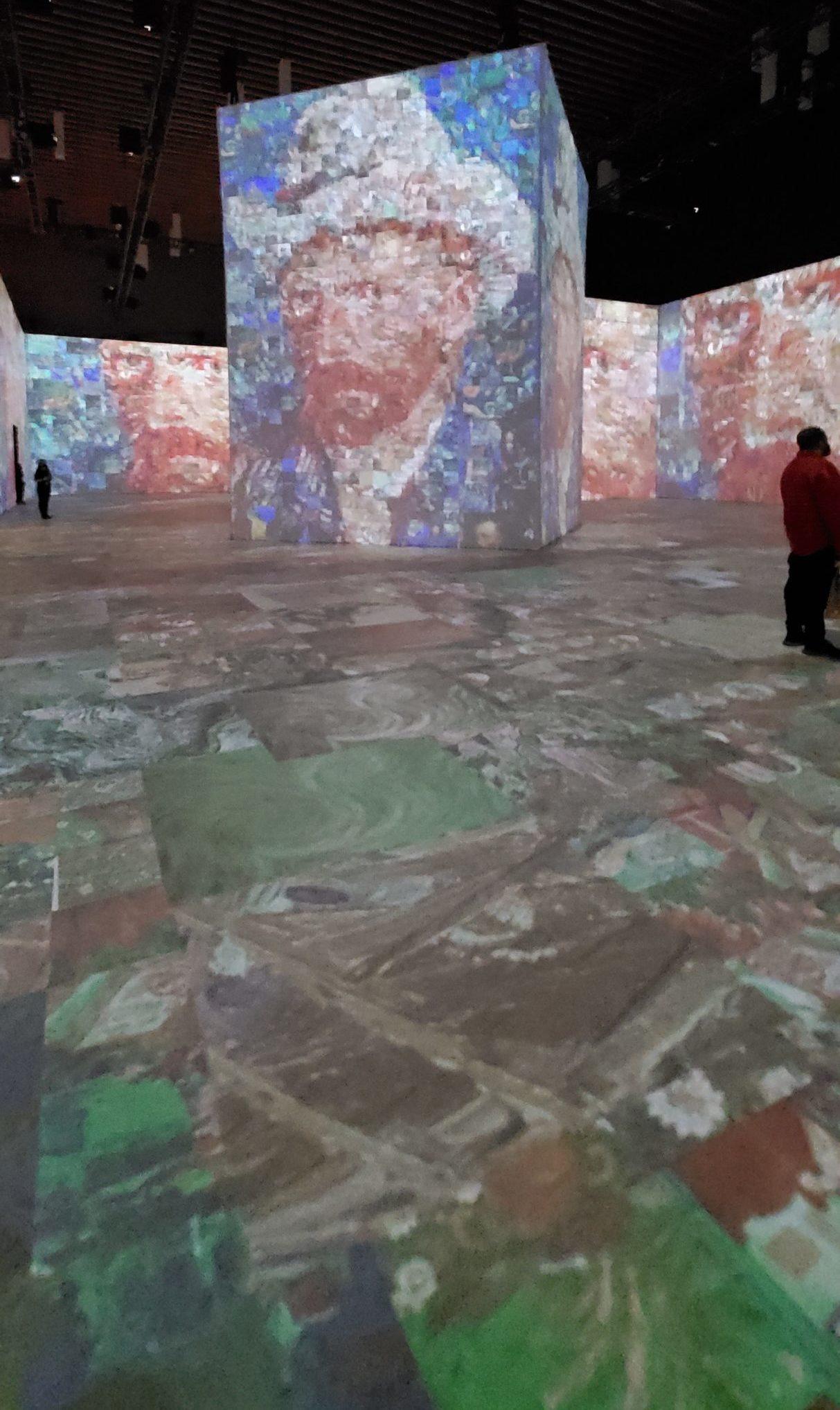 Imagine Van Gogh interior 3