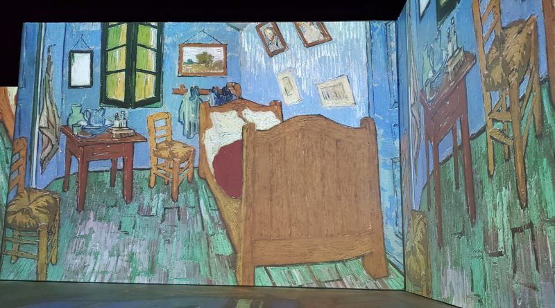 Imagine Van Gogh interior 2