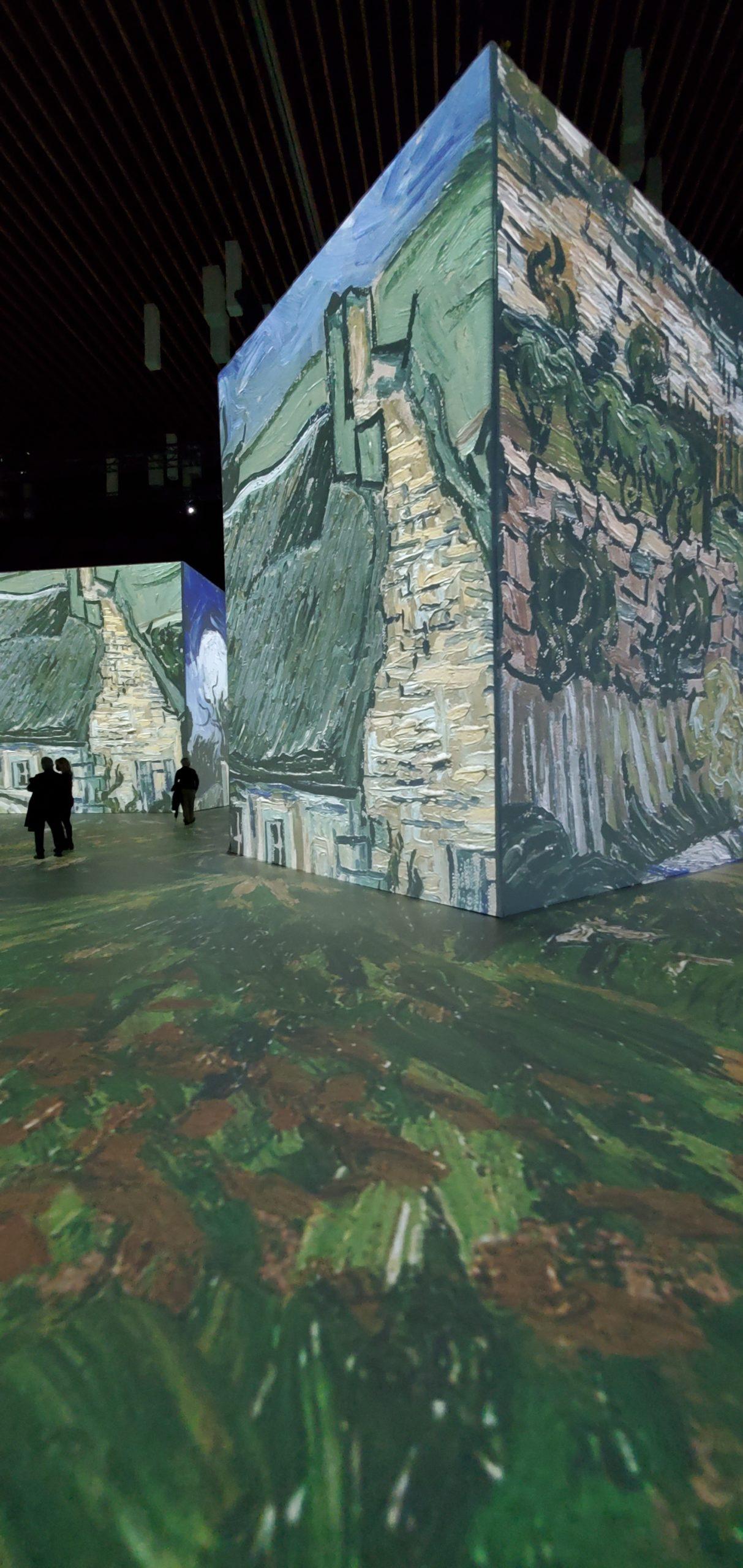 Imagine Van Gogh interior 5