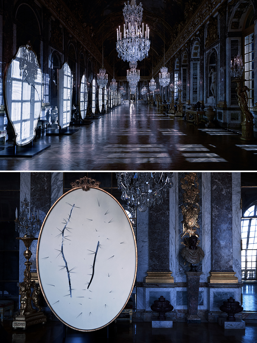 Château de Versailles is the stage for Dior RTW AW 2021 show