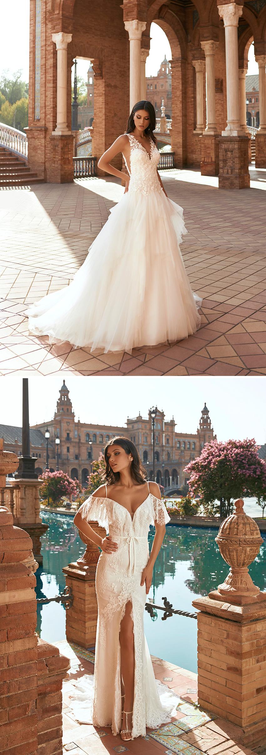 Marchesa for Pronovias new bridal collection in Perfect Wedding Magazine