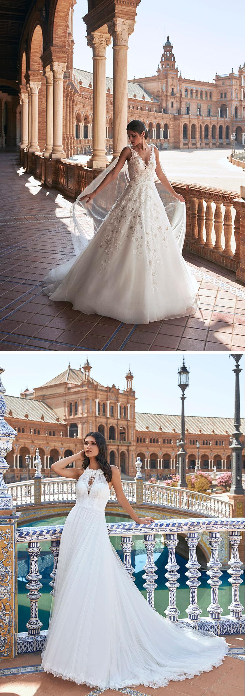 Marchesa for Pronovias bridal collection Perfect Wedding Magazine