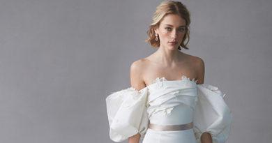Oscar de la Renta Spring 2022 bridal collection