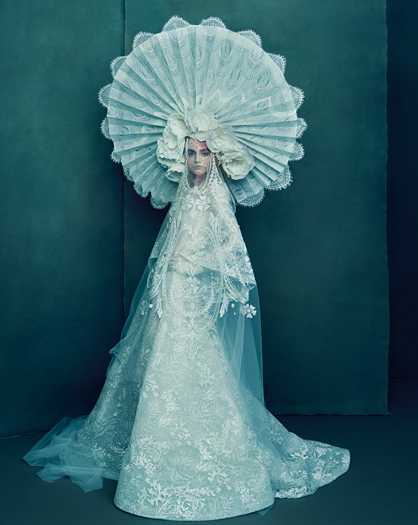 Mexico Reem Acra Wedding Dress from the Love and Dreem Collection Spring 2021 Couture