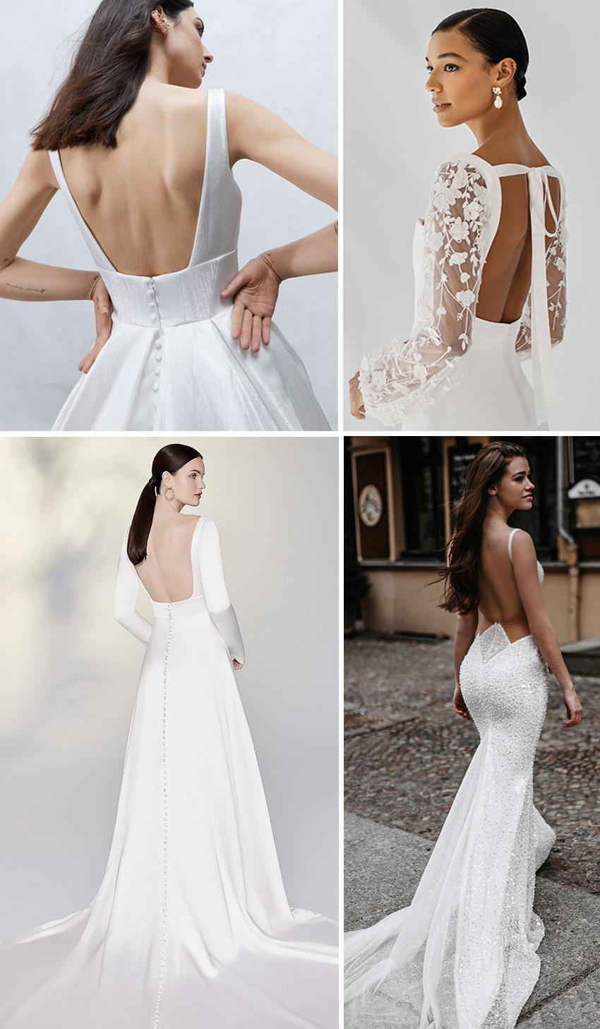 2022 bridal trends from NY Luxury Bridal Fashion Week