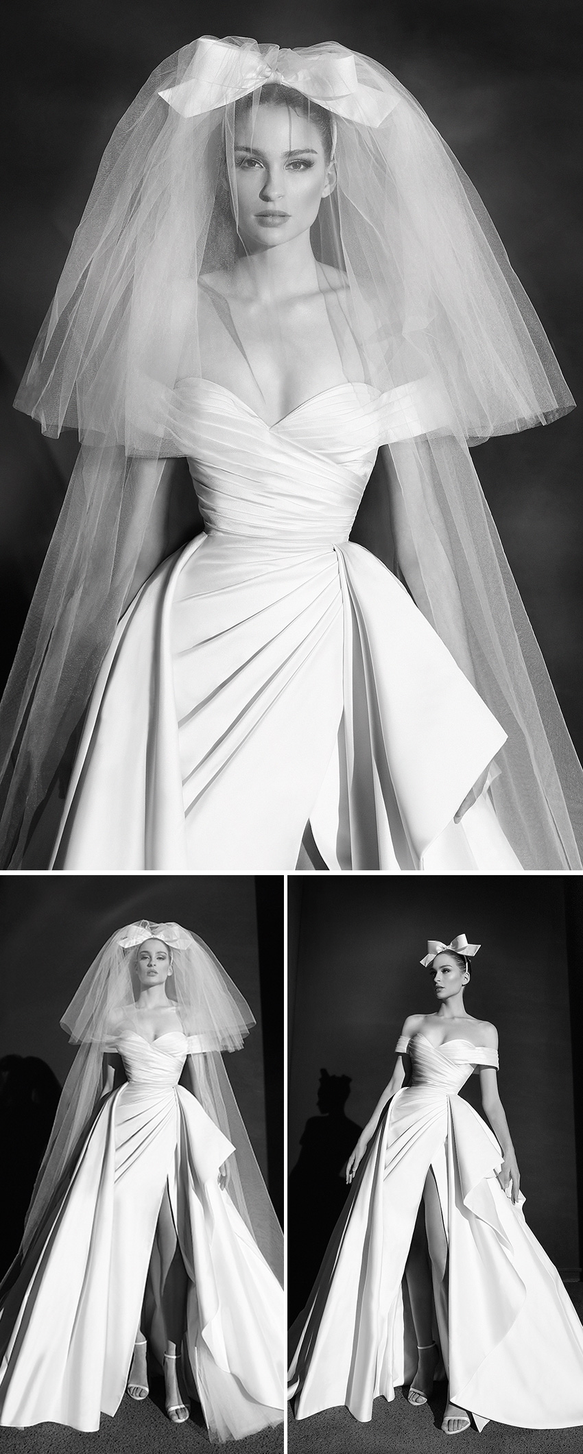 Zuhair Murad Spring 2022 bridal collection in Perfect Wedding Magazine