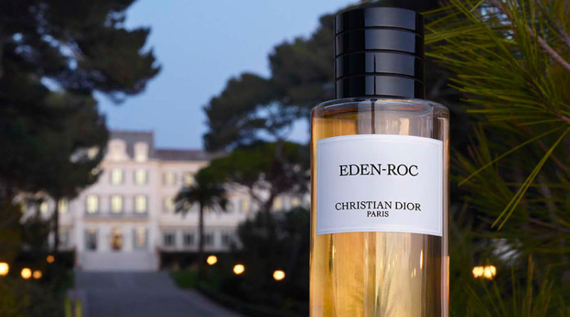 DIOR PARFUMS CELEBRATES AN ICONIC HOTEL