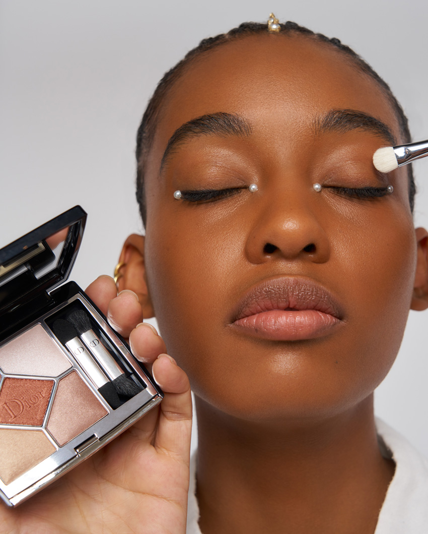 Dior Cruise 2022 eye shadow palette