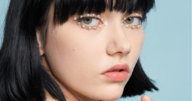 Dior Cruise 2022 Makeup look by Peter Philips
