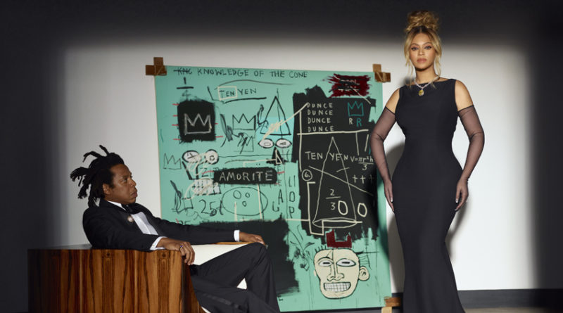 Beyoncé and Jay Z the Carters are the stars of Tiffany & Co. latest campaign