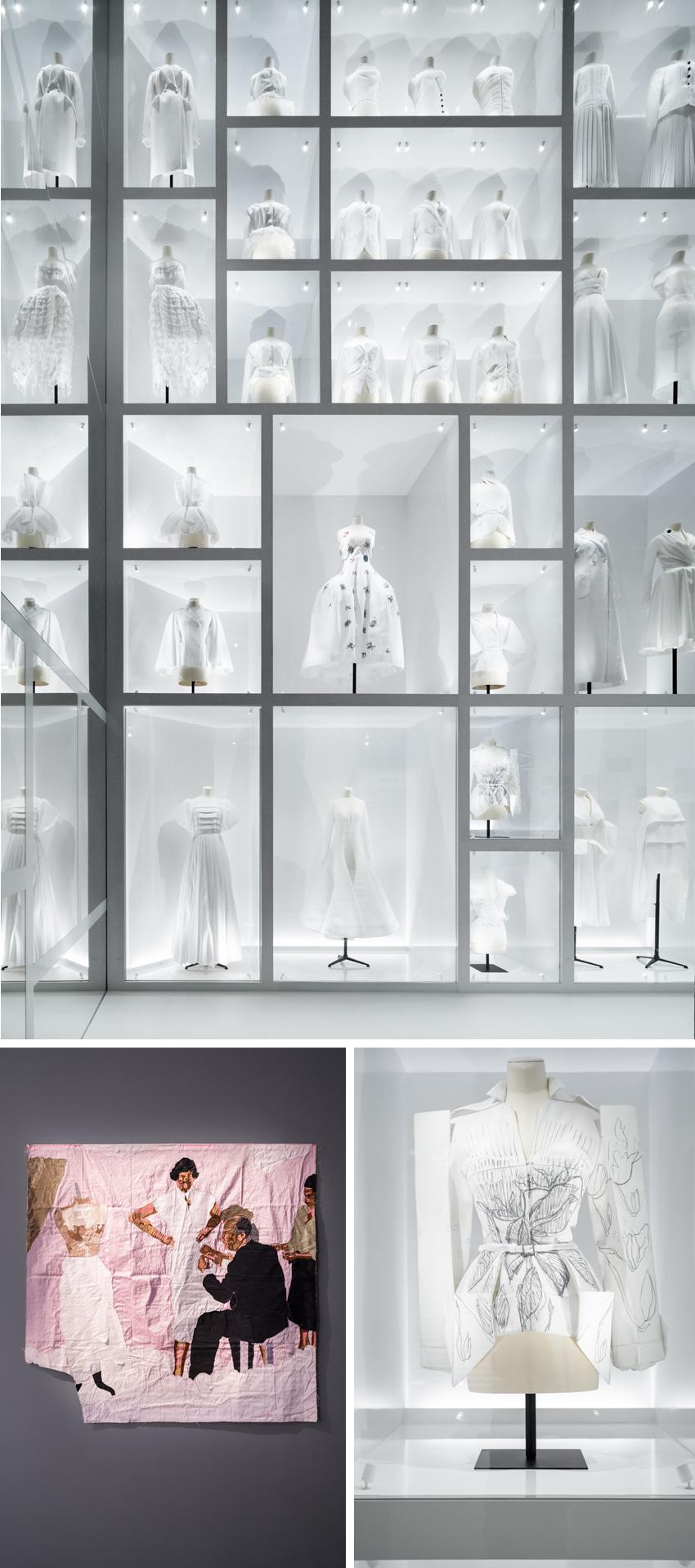 Christian Dior Designer of Dream Exhibition in Brooklyn