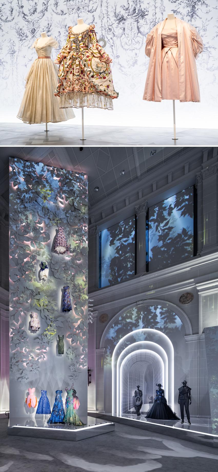 Christian Dior Designer of Dreams review