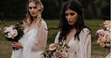 Galia Lahav X Tali Photography bridal collection