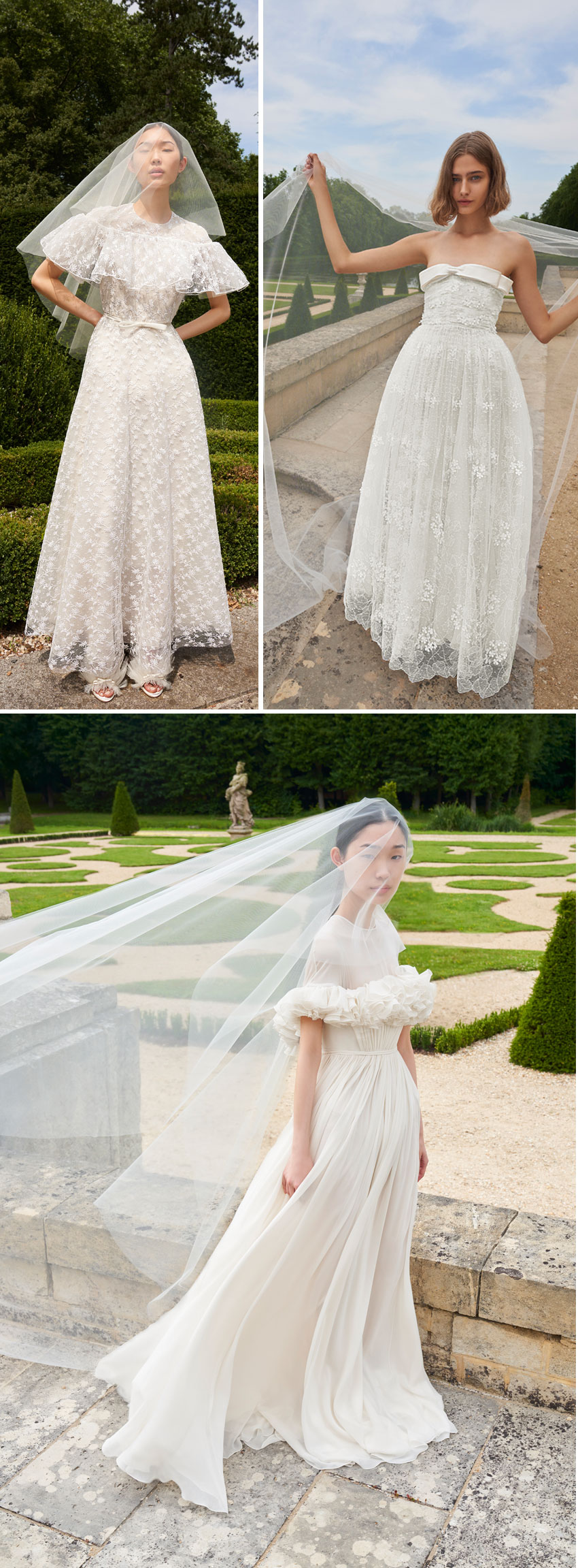 Giambattista Valle The Love collection a bridal capsule