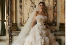 Elie Saab Fall 2022 Bridal Collection Portrait in Motion