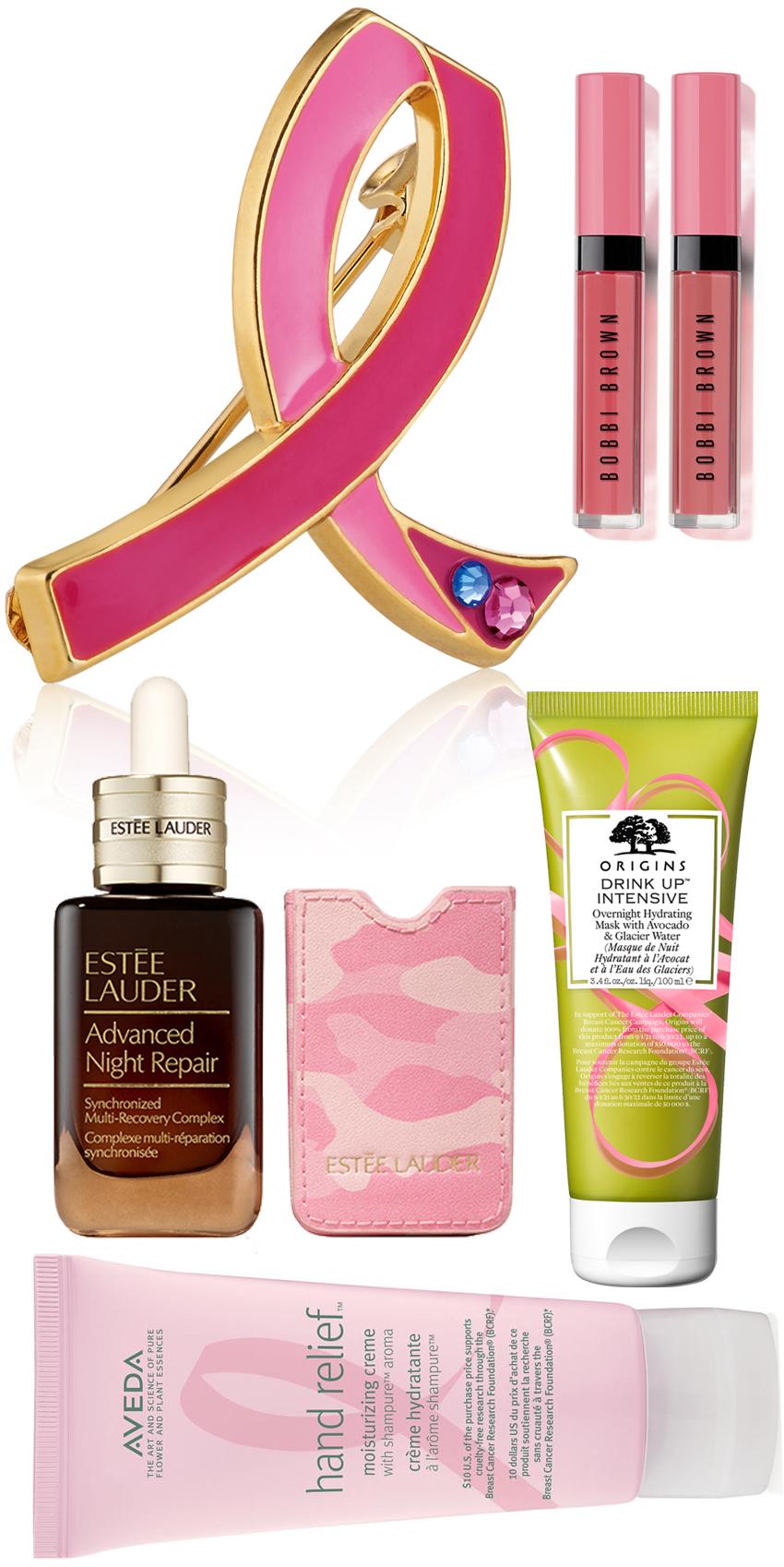 Estée Lauder Companies End of Breast Cancer Campaign