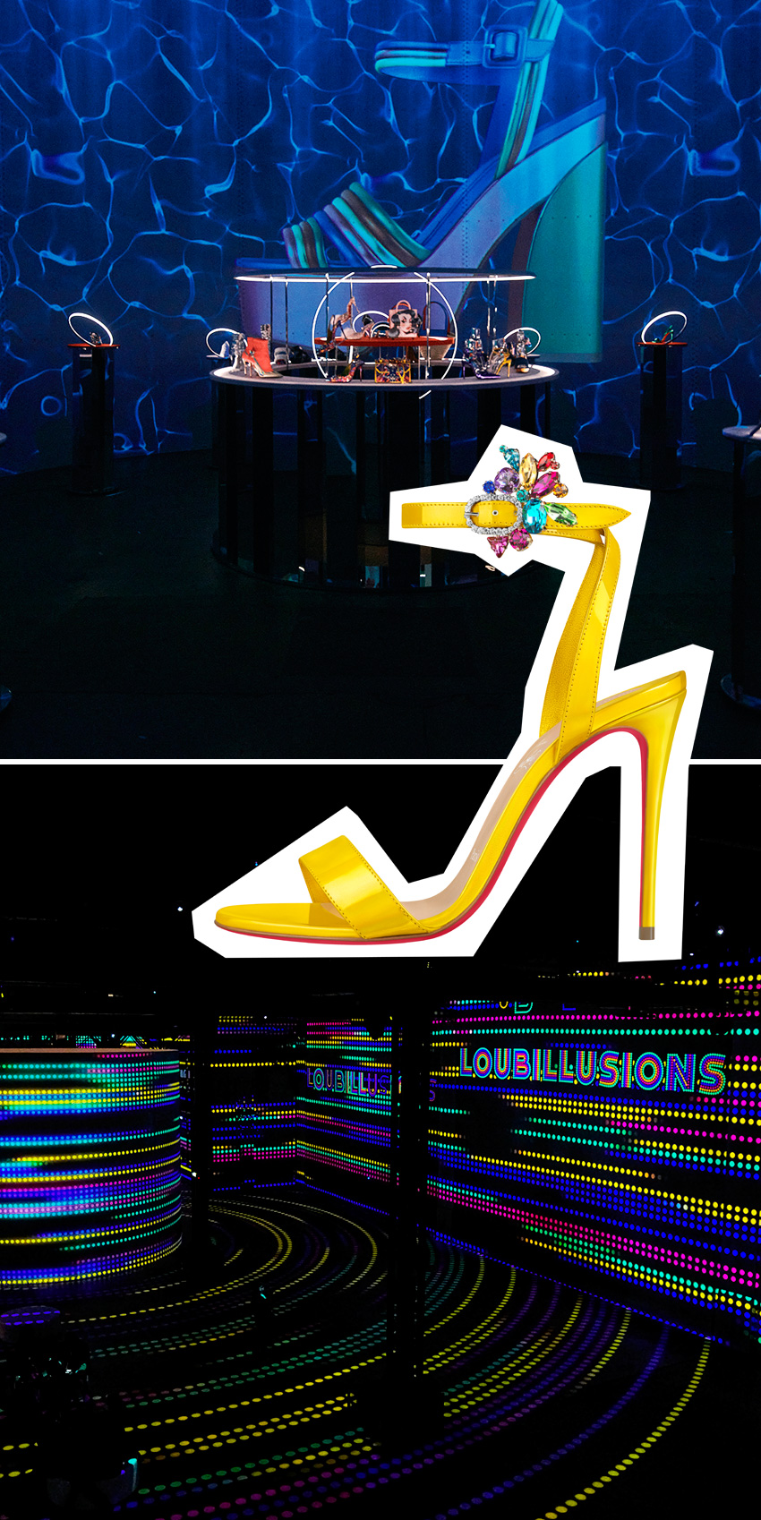 Christian Louboutin Spring Summer 2022 collection